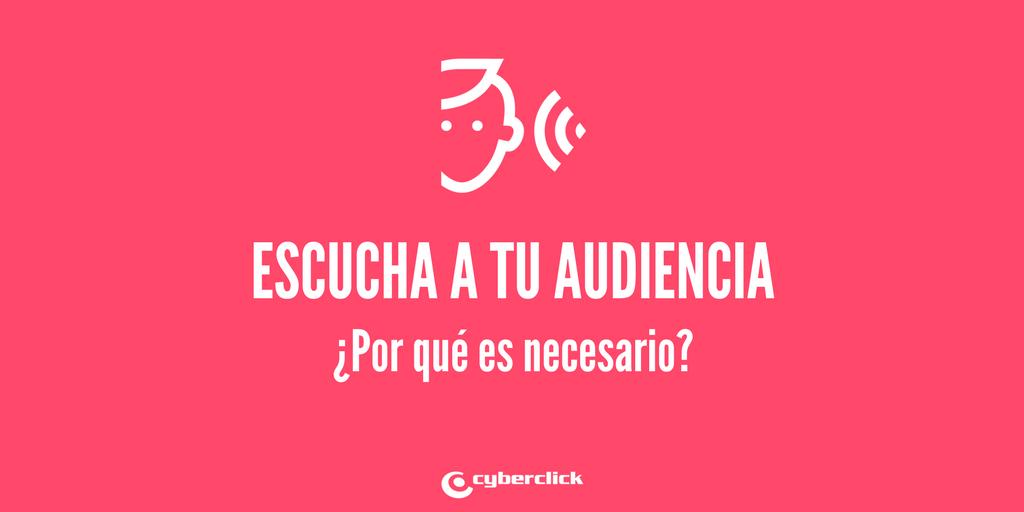 Por que nuestra audiencia debe sentirse escuchada en marketing digital