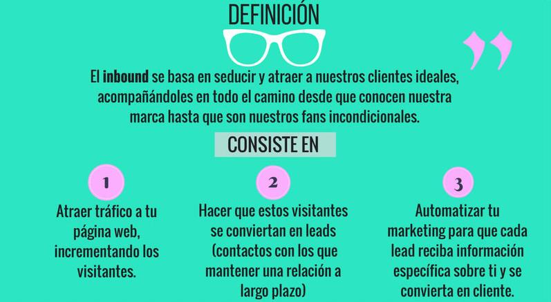 Que es el Inbound Marketing - Definicion