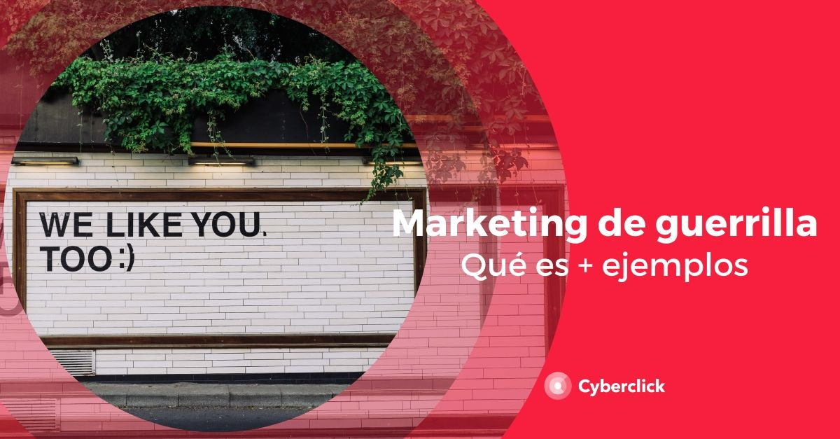 Que es el marketing de guerrilla ejemplos