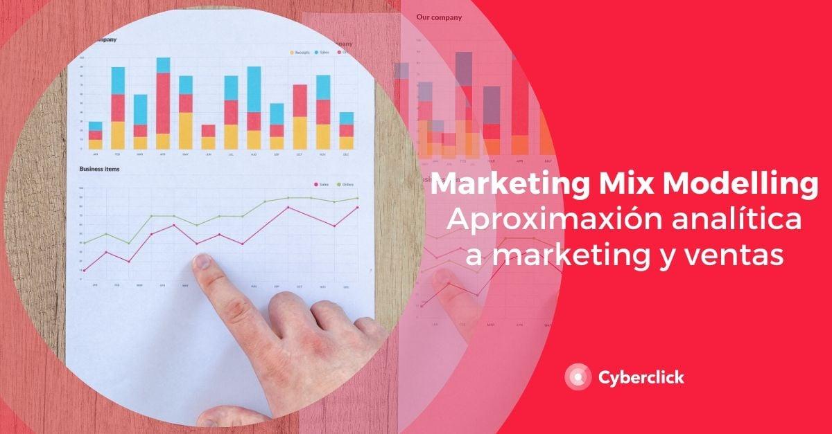 Que es el marketing mix modelling