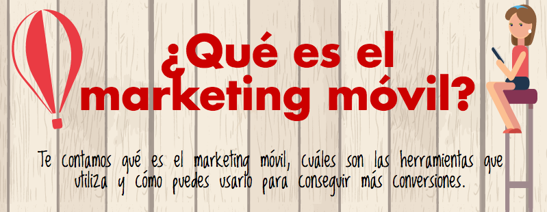 que es el marketing móvil