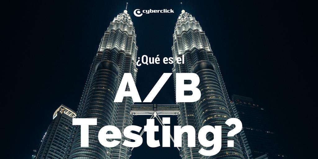 Que es el test A/B