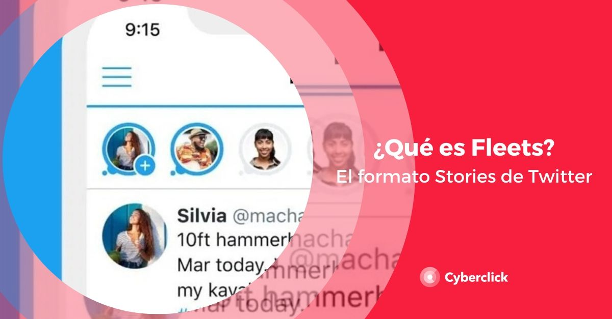 Que es fleets El formato Stories de Twitter