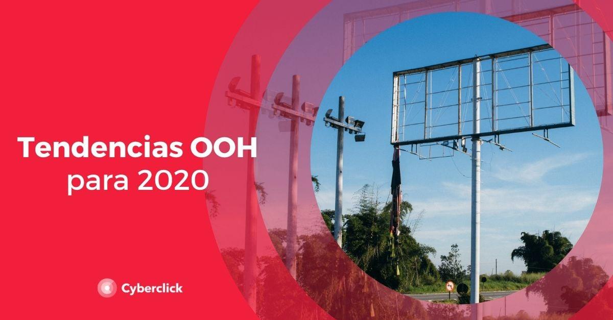 Tendencias en OOH para 2020