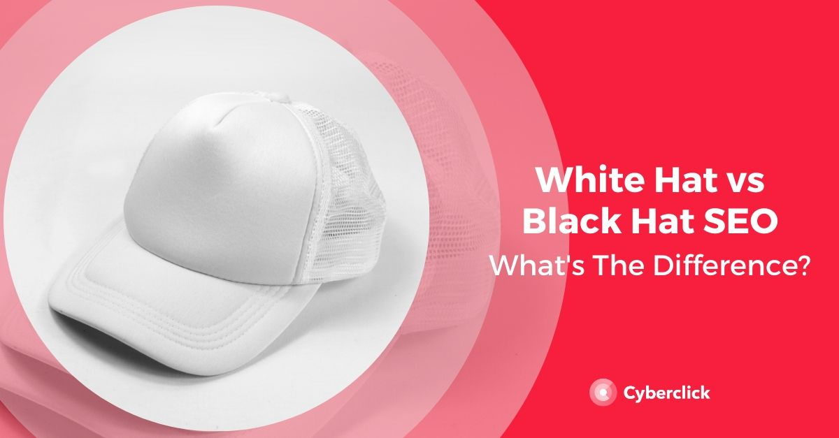 The Difference Between White Hat SEO and Black Hat SEO
