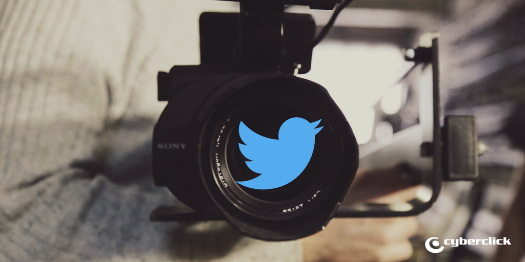 Twitter empieza a emitir videos 360