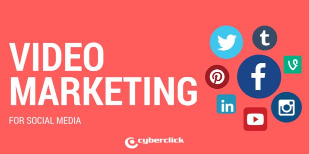 Αποτέλεσμα εικόνας για Video Marketing on Social Media