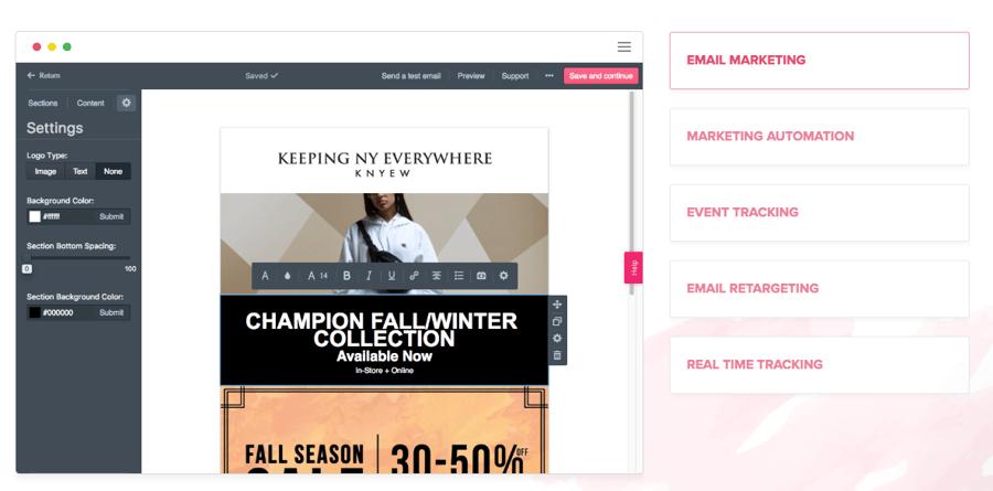 Visuallane - Herramientas de Email Marketing