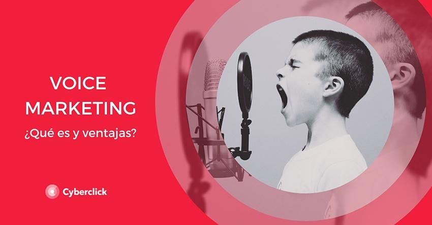 Voice marketing - como prepararse para los asistentes de voz y altavoces inteligentes