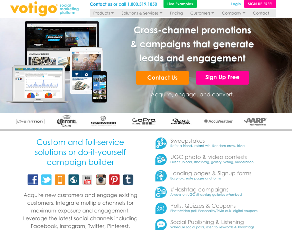 Votigo - Marketing online: 8 herramientas que no has de perder de vista en 2016