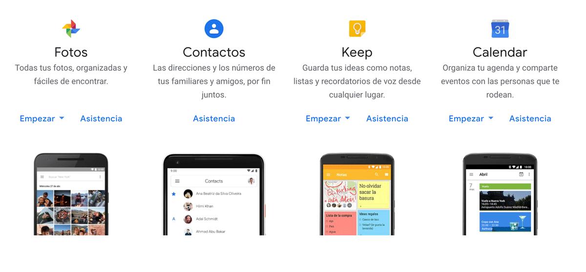 aplicaciones-de-google-organizarte