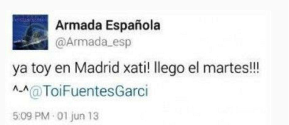 Las 10 pifiadas de Community Managers en Twitter armada espanola