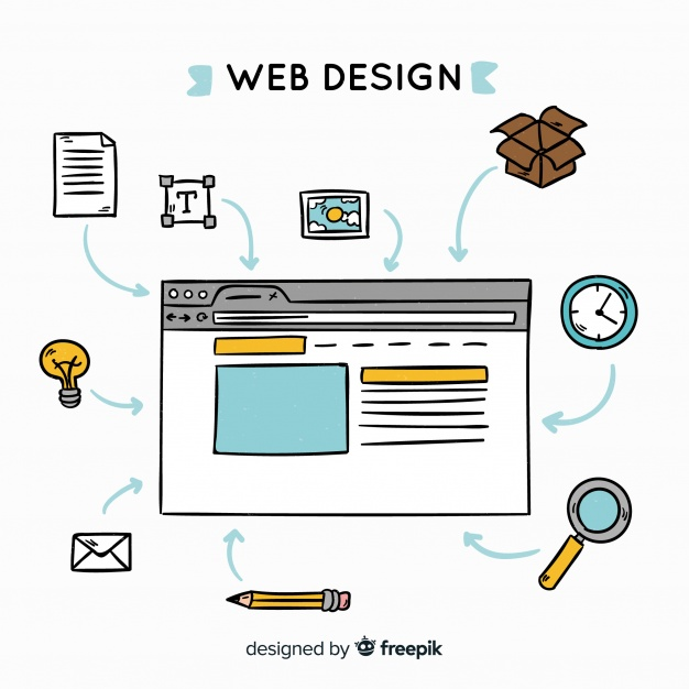 diseño orgánico web 2019