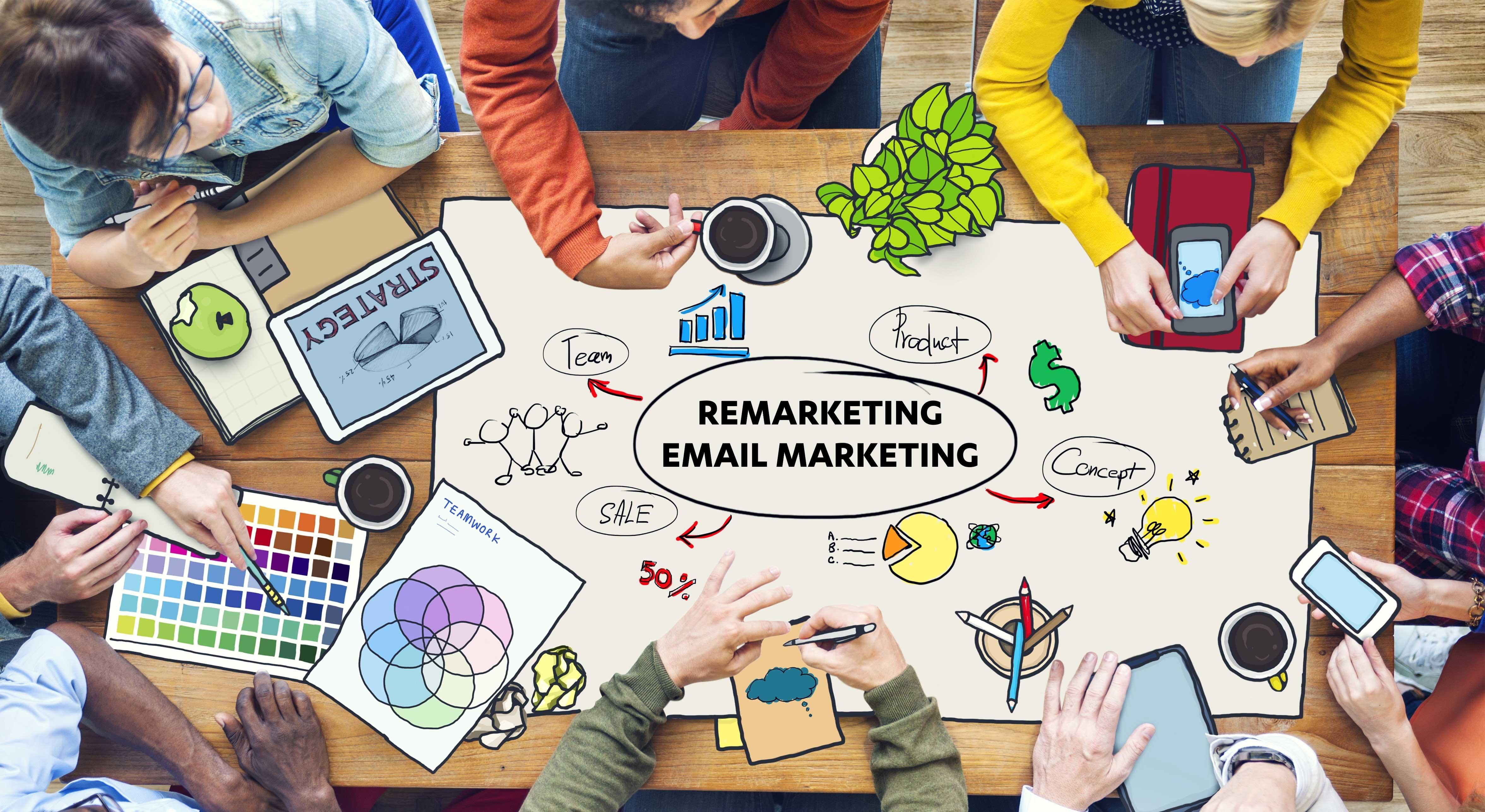 Email Marketing y Remarketing