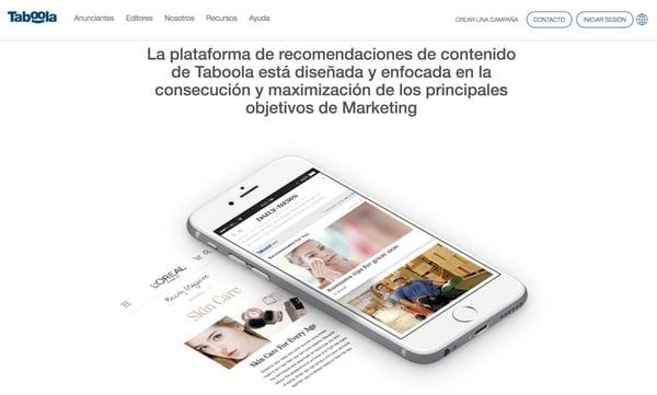 herramienta-de-publicidad-nativa-taboola