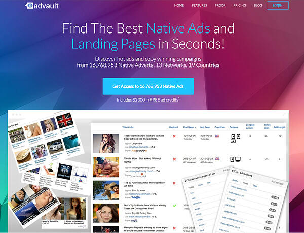14 Best Native Advertising Tools - AdVault