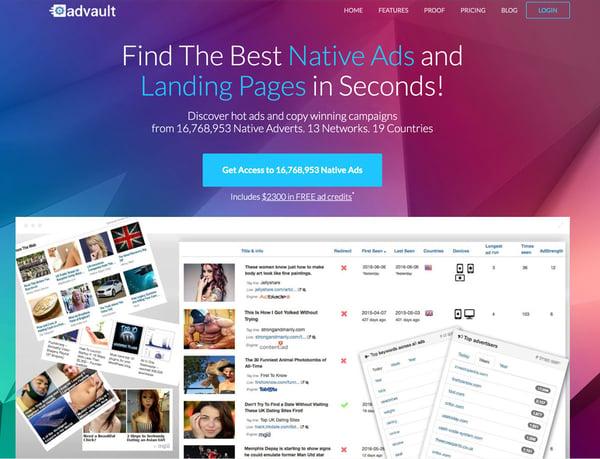 herramientas-de-publicidad-nativa-advault