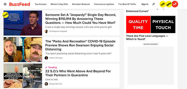 14 Best Native Advertising Tools - BuzzFeed