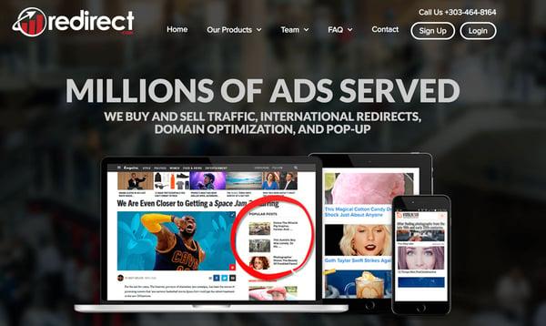 herramientas-de-publicidad-nativa-redirect