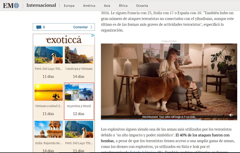 La buena publicidad digital no es intrusiva
