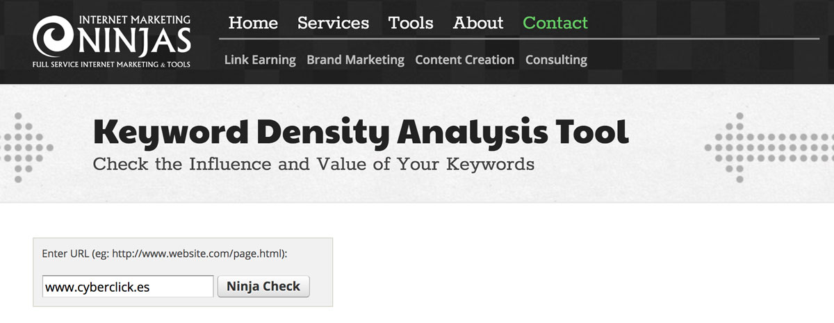 keyword-density
