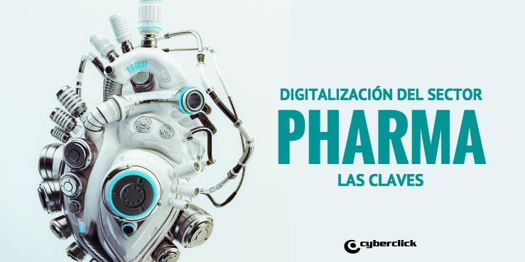 Las claves de la digitalizacion del sector farmaceutico o pharma