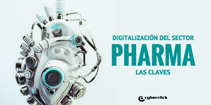 Las claves de la digitalizacion del sector farmaceutico o pharma