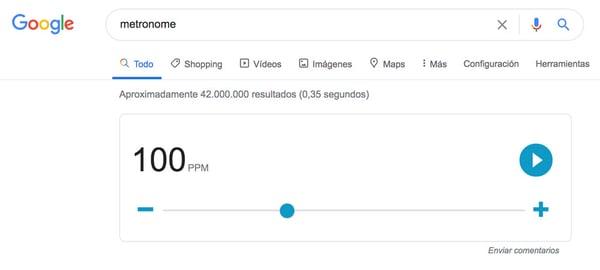 metronome-google