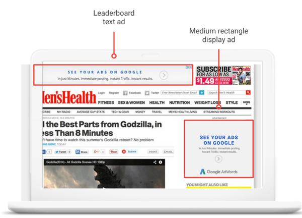 plataformas y tipos de campañas que puedes hacer en google ads