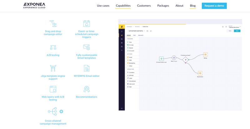 que es customer data platform - exponea