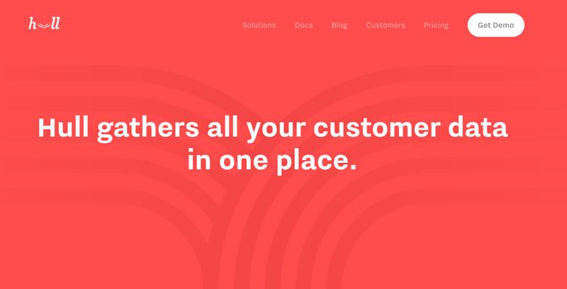 que es customer data platform - hull