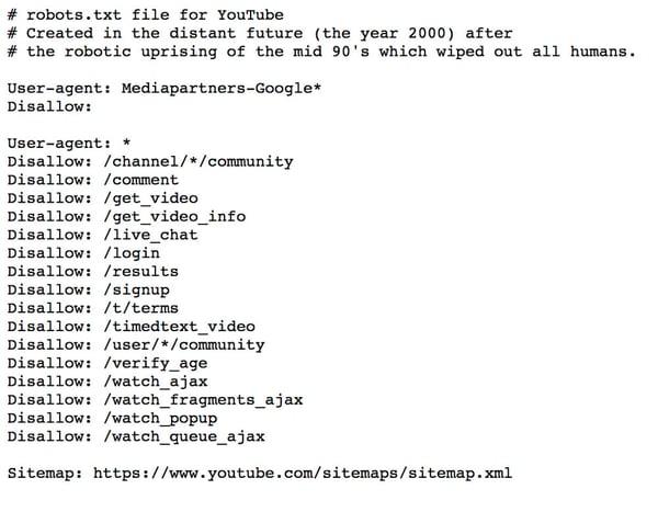 robots-youtube-google