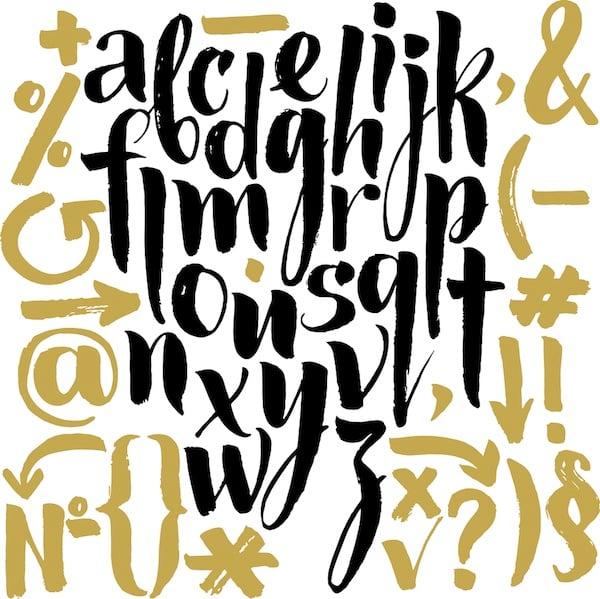 tipografias diseño wen 2019