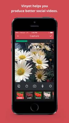 vinyet app instagram