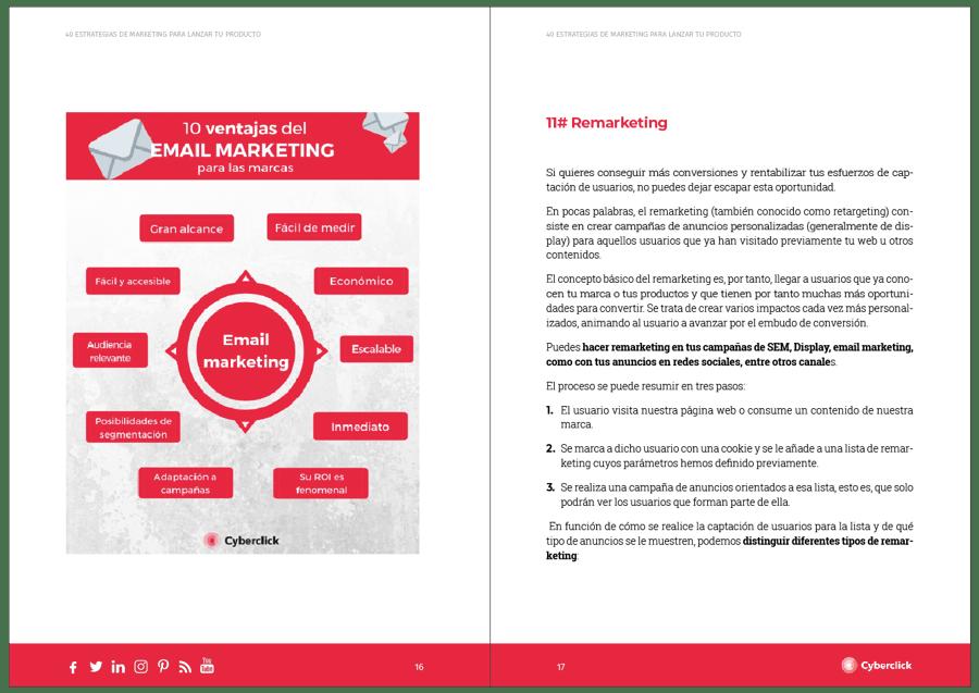 Pliego 40 estrategias de marketing