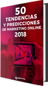 Mockup ebook Tendencias 2018