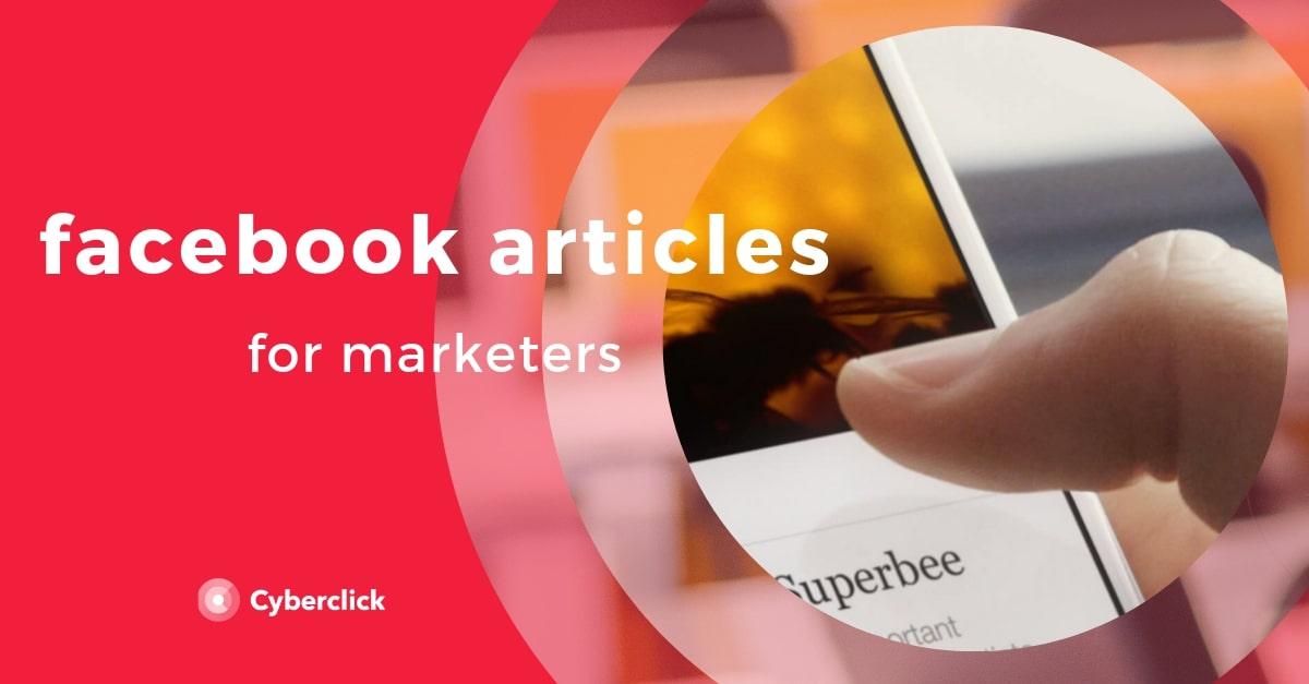 facebook articles