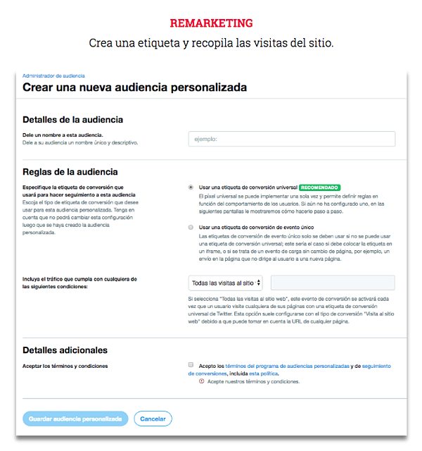 formas de hacer remarketing 2