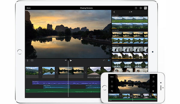 imovie app instagram