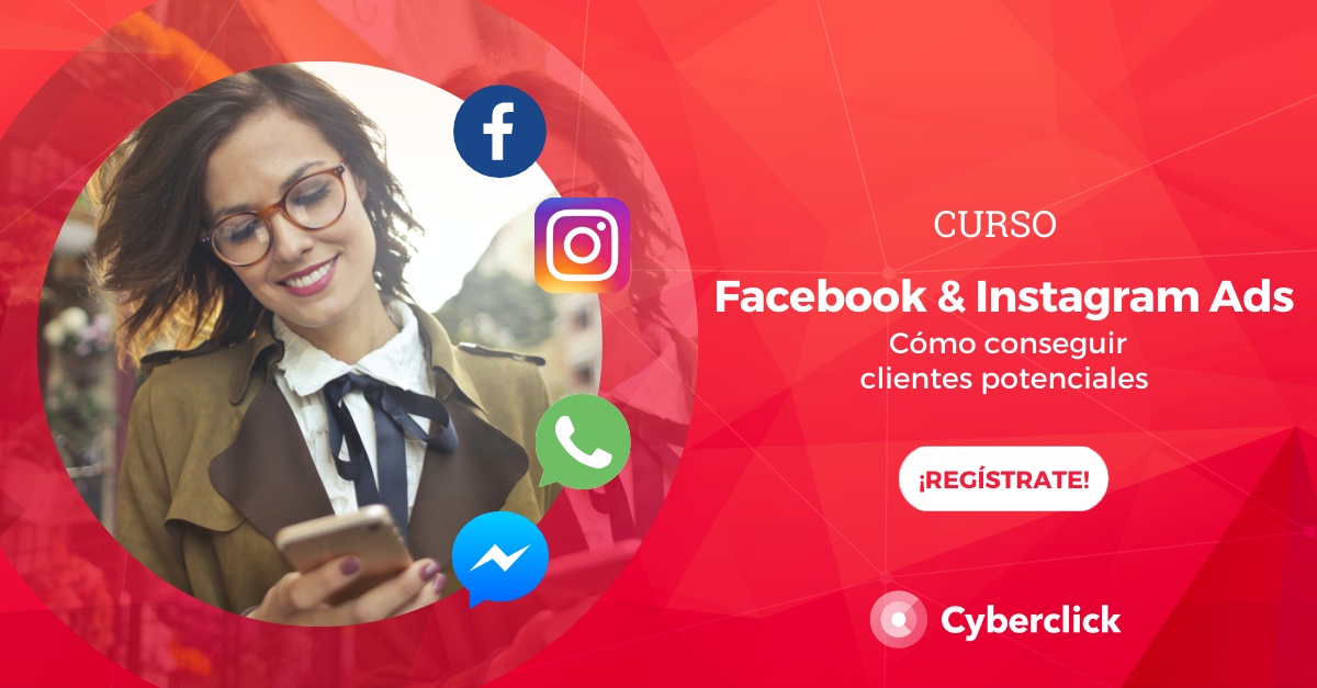 www.cyberclick.eshubfsWebinars - CursosCurso - Facebook e Instagram Ads 20203