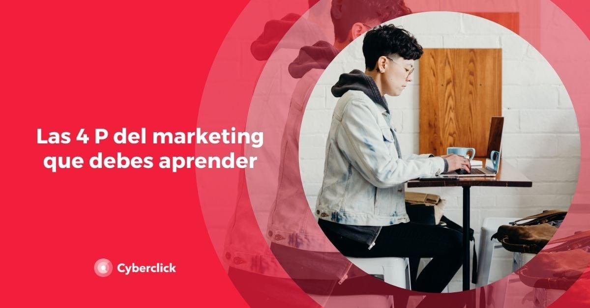 Las 4 P del marketing que debes aprender