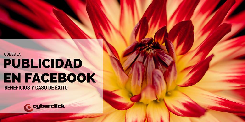 ¿Qué es la publicidad en Facebook? Beneficios y ejemplos