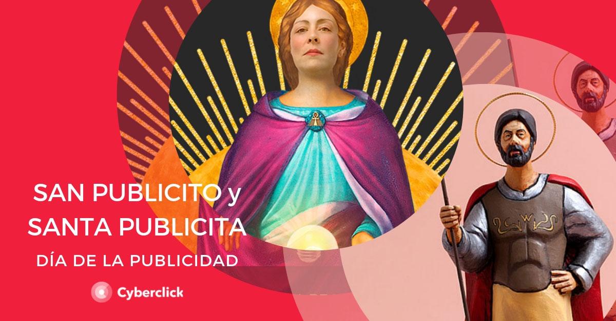 San Publicito y Santa Publicita: celebrando el Día de la Publicidad