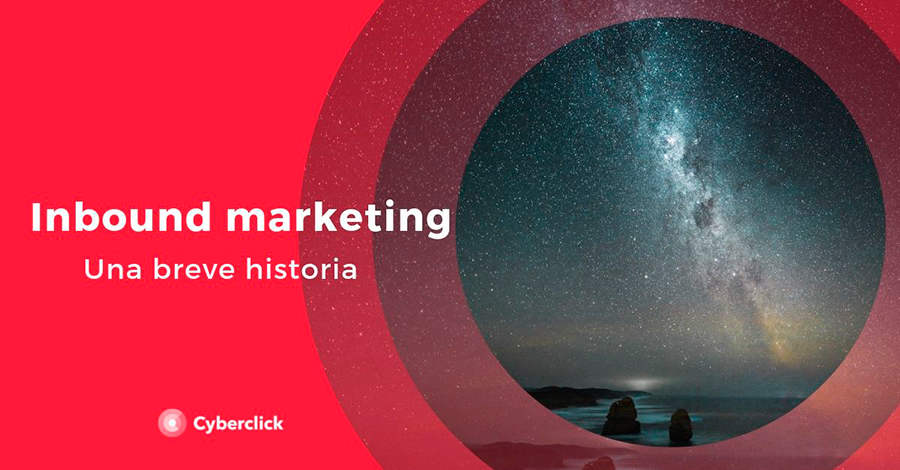 Una breve historia del inbound marketing