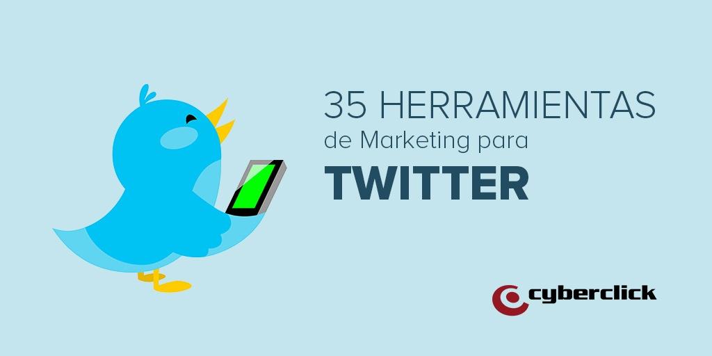 Las 35 mejores herramientas de marketing gratuitas para Twitter